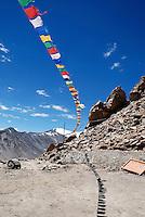 Leh, Ladakh, India. 2007