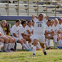 04-14-16 Berryville Girls Soccer vs. Prairie Grove
