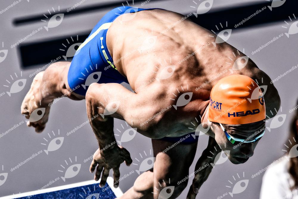 Luca Mauri ITA Head <br /> 400m Medley Men<br /> Roma 25-06-2016 Foro Italico <br /> Nuoto 53mo trofeo Settecolli <br /> Swimming 53rd Settecolli Trophy<br /> Photo Andrea Staccioli/Deepbluemedia/Insidefoto