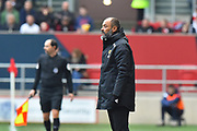 Wolverhampton Wanderers manager Nuno Espirito Santo during the The FA Cup 5th round match between Bristol City and Wolverhampton Wanderers at Ashton Gate, Bristol, England on 17 February 2019.