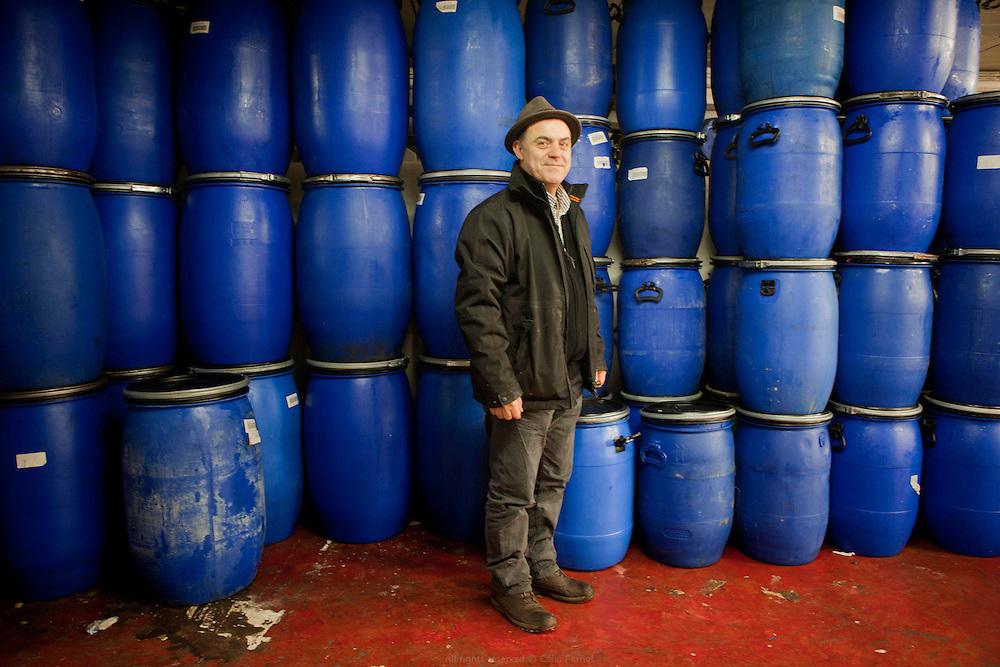 ecologicoil - colecte et recyclage d'huiles usagées - Pasquale Ortelio directeur