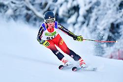 Women's Giant Slalom, PEMBLE Mel, LW9-2, CAN at the WPAS_2019 Alpine Skiing World Championships, Kranjska Gora, Slovenia