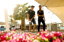 November 23, 2017 - Abu Dhabi, United Arab Emirates - Motorsports: FIA Formula One World Championship 2017, Grand Prix of Abu Dhabi, .#33 Max Verstappen (NLD, Red Bull Racing) (Credit Image: © Hoch Zwei via ZUMA Wire)