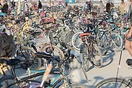 Always cracks me to up to see people looking for their bike in an ocean of bikes. It's funny to me because I made that mistake once too. Sucks.