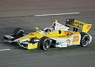 Ryan Hunter-Reay (28) during the IZOD IndyCar Iowa Corn Indy 250 auto race at the Iowa Speedway in Newton, Iowa on Saturday, June 23, 2012. Hunter-Reay won the race.
