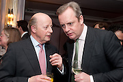 NICHOLAS BRUNT; RUPERT PHELPS,  House of Lords and House of Commons Parliamentary Palace of Varieties in aid of Macmillan Cancer Support. <br /> Park Lane Hotel, Piccadilly, London, 7 March 2012.