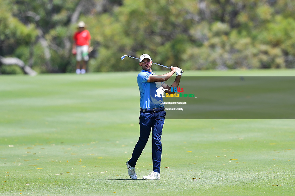 PERTH, AUSTRALIA - FEBRUARY 16: Bernd Ritthhammer (GER) on the 7th fairway during the 3rd round of the ISPS Handa World Super 6, Lake Karrinyup Country Club, Perth, Western Australia, on February 16, 2019. <br /> .<br /> .<br /> .<br /> (Photo by: Naratip Golf Srisupab/SEALs Sports Images)<br /> .<br /> Any image use must include a mandatory credit line adjacent to the content which should read: Naratip Golf Srisupab/SEALs Sports Images