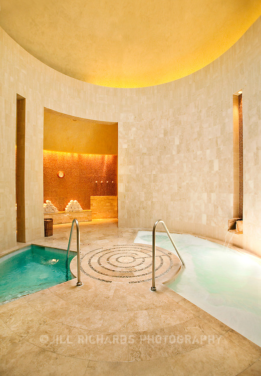 Willow Stream Spa at Fairmont Scottsdale Princess located in Scottsdale, Arizona.