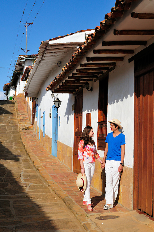 Barichara,Colonial town,Colombia,South America