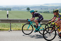 Hannah Payton (GBR) at Lotto Thuringen Ladies Tour 2018 - Stage 4, a 118 km road race starting and finishing in Gera, Germany on May 31, 2018. Photo by Sean Robinson/Velofocus.com