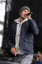 May 25, 2018 - Napa, California, U.S - MIKE D (MICHAEL LOUIS DIAMOND) of the Beastie Boys during BottleRock Music Festival at Napa Valley Expo in Napa, California (Credit Image: © Daniel DeSlover via ZUMA Wire)