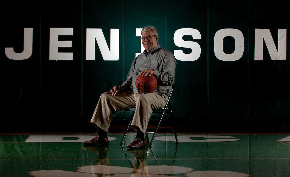 Curt Boes, who suffers from congestive heart failure, has been a main stay for Jenison's current Head Basketball Coach Brett Dyke for 15 years. Ten years with Dyke at Jenison and five years with Dyke at Rogers High School.