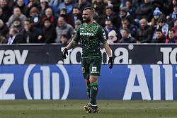 February 10, 2019 - Madrid, Madrid, Spain - Real Betis Balompie's Jese Rodriguez during La Liga match between CD Leganes and Real Betis Balompie at Butarque Stadium in Madrid, Spain. February 10, 2019. (Credit Image: © A. Ware/NurPhoto via ZUMA Press)