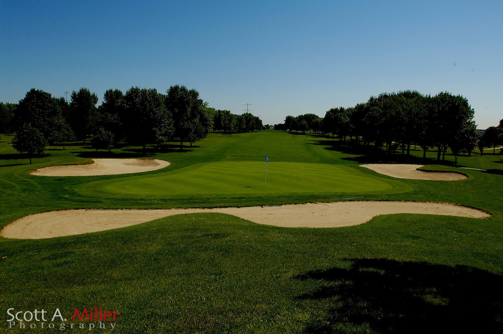 Bourbonnais, Ill.:  June 24, 2006 - No. 15 at Bon Vivant Golf Club  in Bourbonnais, Ill...Golfweek/Scott A. Miller