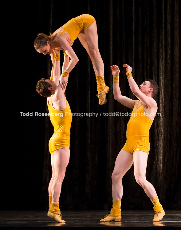 6/6/17 2:58:15 PM --  Chicago, IL<br /> Hubbard Street Dance Chicago<br /> Summer Series Tech<br /> &quot;The Golden Section&quot; by Twyla Tharp<br /> <br /> &copy;&nbsp;Todd Rosenberg Photography 2017