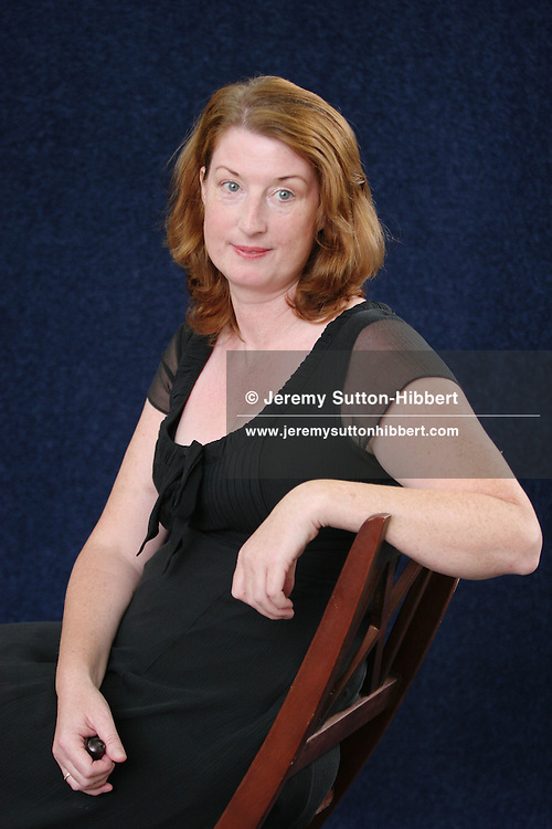 LAURA MARNEY, AUTHOR. EDINBURGH INTERNATIONAL BOOK FESTIVAL. Saturday 26th August 2006. Over 600 authors from 35 countries are appearing at the Edinburgh International Book festival during 12th-28th August. The festival takes place in historic Edinburgh city, a UNESCO City of Literature.