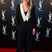 NLD/Amsterdam//20140324 - Filmpremière Yves Saint Laurent, Lauren Verster