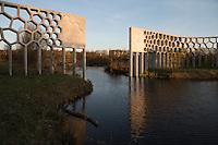Parkpergola Leidsche Rijn