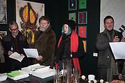 Neo Naturist Christmas event , Studio Voltaire Gallery shop, Cork St.   20 November 2019