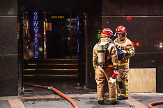 Auckland-Fire crews respond to Showgirls strip club in Customs Street