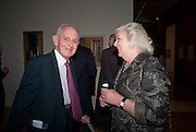 MANFRED GORVY; ANN BECKWITH-SMITH, Picasso and Modern British Art, Tate Gallery. Millbank. 13 February 2012