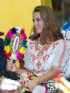 "CATHERINE, DUCHESS OF CAMBRIDGE OR AS HER FAN SAYS"" CATHLEEN"".wearing traditional grass skirts with the local ladies at the Vaiku Falekaupule, Funafuti, Tuvalu_18/09/2012.Mandatory credit photo: ©DIASIMAGES/NEWSPIX INTERNATIONAL...(Failure to credit will incur a surcharge of 100% of reproduction fees)..                **ALL FEES PAYABLE TO: ""NEWSPIX INTERNATIONAL""**..IMMEDIATE CONFIRMATION OF USAGE REQUIRED:.DiasImages, 31a Chinnery Hill, Bishop's Stortford, ENGLAND CM23 3PS.Tel:+441279 324672  ; Fax: +441279656877.Mobile:  07775681153.e-mail: info@newspixinternational.co.uk"