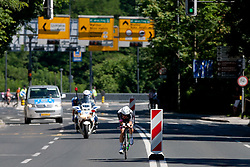 POLANC Jan of KK Radenska at chronometer (17,8km) of Tour de Slovenie 2012, on June 17 2012, in Ljubljana, Slovenia. (Photo by Matic Klansek Velej / Sportida.com)