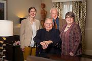 Cutler Scholar Staff. Photo by Ohio University / Jonathan Adams