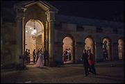Oxford University Polo club Ball, Blenheim Palace. Woodstock. 6 March 2015