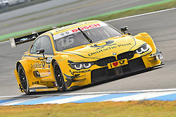 Timo Glock (BMW Team RMG)  beim DTM Saisonfinale in Hockenheim<br /> <br />  / 161016<br /> <br /> ***German Touring Car Championship in Hockenheim, Germany, October 16, 2016 ***