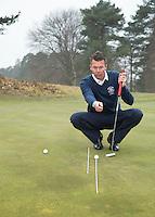 Arnhem - Rosendaelsche Golfclub . Instructie Menno Pelk voor Golf.nl .   COPYRIGHT KOEN SUYK