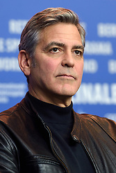 Hollywood star George Clooney was treated in hospital on Tuesday for minor injuries after a scooter accident in Sardinia, Italy on July 10, 2018 ------------ George Clooney attending the 'Hail, Caesar' Press Conference during the 66th Berlinale, Berlin International Film Festival in Berlin, Germany on February 11, 2016. Photo by Aurore Marechal/ABACAPRESS.COM