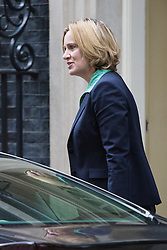 Downing Street, London, July 5th 2016. Energy Secretary Amber Rudd arrives at 10 Downing Street for the weekly cabinet meeting
