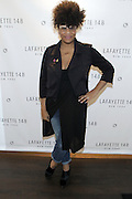 New York, NY-December 3: Julee Wilson, Senior Fashion Editor, Huffington Post attends Harriette Cole's 20th Anniversary Business Celebration held at Lafayette 148 Headquarters on December 3, 2015 in New York City.  (Photo by Terrence Jennings/terrencejennings.com)