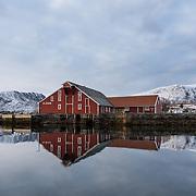 Flåvær i Herøyfjord, Norway | Flåvær i Herøyfjorden, Norge