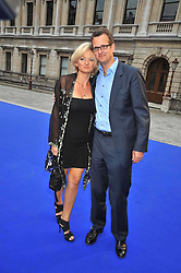 ALICE BEER and PAUL PASCOE at the Royal Academy of Arts Summer Party held at Burlington House, Piccadilly, London on 3rd June 2009.