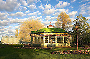 Ballarat Botanical Gardens in Autumn<br />