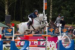Van Der Vleuten Maikel (NED) - Zacharov TN<br /> KWPN Paardendagen 2011 - Ermelo 2011<br /> © Dirk Caremans