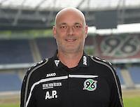 German Soccer Bundesliga 2015/16 - Photocall of Hannover 96 on 13 July 2015 in Hanover, Germany: team-doctor Axel Partenheimer