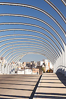 PUENTE DEL BICENTENARIO, CIUDAD DE CORDOBA, PROVINCIA DE CORDOBA, ARGENTINA (PHOTO BY © MARCO GUOLI - ALL RIGHTS RESERVED. CONTACT THE AUTHOR FOR IMAGE REPRODUCTION)