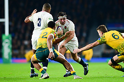 Jamie George of England - Mandatory by-line: Dougie Allward/JMP - 24/11/2018 - RUGBY - Twickenham Stadium - London, England - England v Australia - Quilter Internationals