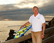 Shark Shield CEO for Longbreak Surfing Magazine also published Business News WA