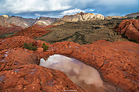 SNOW CANYON STATE PARK , IVINS, UTAH SNOW CANYON STATE PARK- IVINS- ST. GEORGE, UTAH