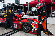 #38 Performance Tech Motorsports ORECA FLM09: James French, Brandon Gdovic, Jim Norman, Josh Norman