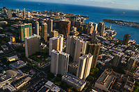 Downtown Core of Honolulu