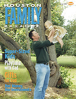 Houston Family June 2006 Cover  Brad Lidge Houston Astros