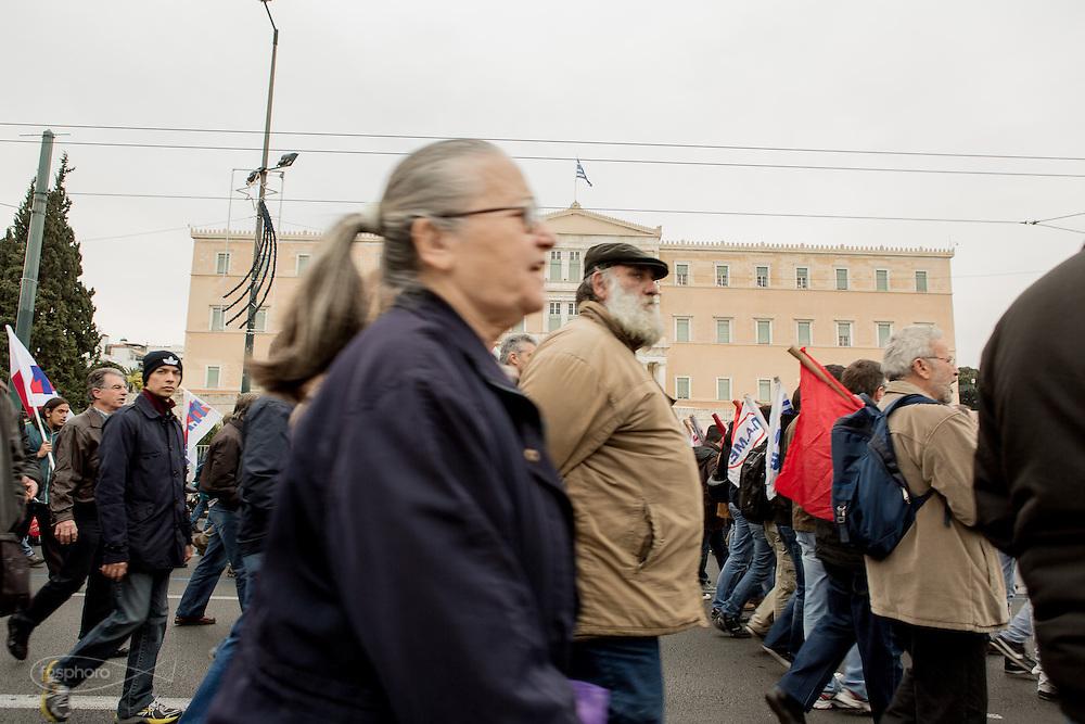 Atene, Dec. 2014 - Grecia: Centri Medici di solidarietà