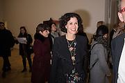 MOLLIE DENT-BROCKLEHURST, Pace London presents The Calder Prize 2005-2015, Burlington Gardens, London.  Thursday 11 February 2016,
