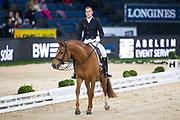 Frederic Wandres - Duke of Britain<br /> Stuttgart German Masters 2018<br /> © DigiShots