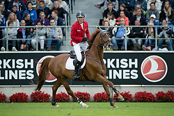 Beerbaum Ludger, (GER), Casello<br /> Nations Cup<br /> Mercedes-Benz Nationenpreis<br /> CHIO Aachen 2016<br /> © Hippo Foto - Dirk Caremans<br /> 14/07/16